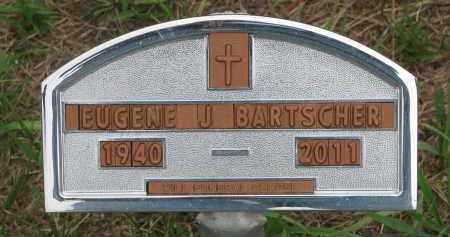 BARTSCHER, EUGENE J. - Hanson County, South Dakota   EUGENE J. BARTSCHER - South Dakota Gravestone Photos