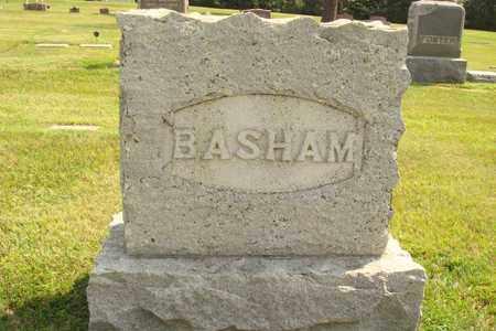 BASHAM, FAMILY MARKER - Hanson County, South Dakota | FAMILY MARKER BASHAM - South Dakota Gravestone Photos