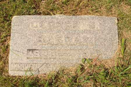 BASHAM, GEORGE S - Hanson County, South Dakota   GEORGE S BASHAM - South Dakota Gravestone Photos