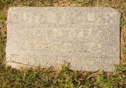 ENGLISH BASHAM, RUTH - Hanson County, South Dakota | RUTH ENGLISH BASHAM - South Dakota Gravestone Photos