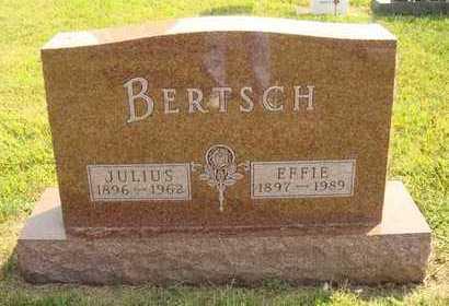 BERTSCH, JULIUS - Hanson County, South Dakota | JULIUS BERTSCH - South Dakota Gravestone Photos