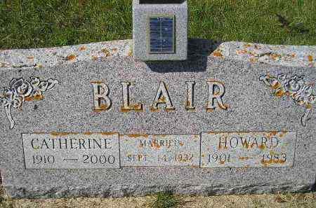 BLAIR, CATHERINE - Hanson County, South Dakota | CATHERINE BLAIR - South Dakota Gravestone Photos