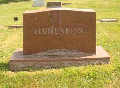 BLUMENBERG, FAMILY MARKER - Hanson County, South Dakota | FAMILY MARKER BLUMENBERG - South Dakota Gravestone Photos