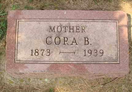 BOEHMER, CORA B. - Hanson County, South Dakota | CORA B. BOEHMER - South Dakota Gravestone Photos