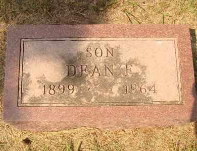 BOEHMER, DEAN F. - Hanson County, South Dakota | DEAN F. BOEHMER - South Dakota Gravestone Photos