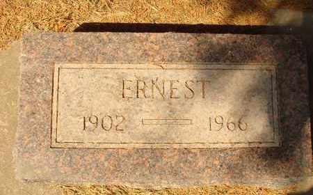BOEHMER, EARNEST - Hanson County, South Dakota | EARNEST BOEHMER - South Dakota Gravestone Photos