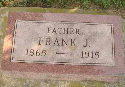 BOEHMER, FRANK J. - Hanson County, South Dakota   FRANK J. BOEHMER - South Dakota Gravestone Photos