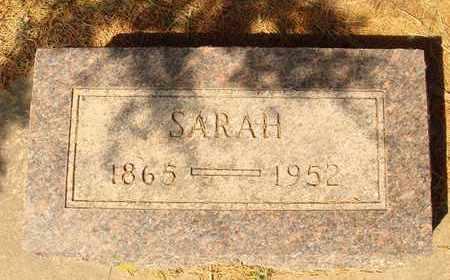 BOEHMER, SARAH - Hanson County, South Dakota | SARAH BOEHMER - South Dakota Gravestone Photos