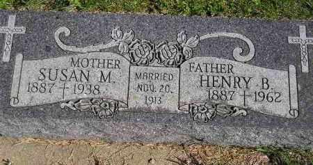 BUSCHMAN, HENRY B. - Hanson County, South Dakota | HENRY B. BUSCHMAN - South Dakota Gravestone Photos