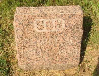 COLBURN, CLAUDE M - Hanson County, South Dakota   CLAUDE M COLBURN - South Dakota Gravestone Photos