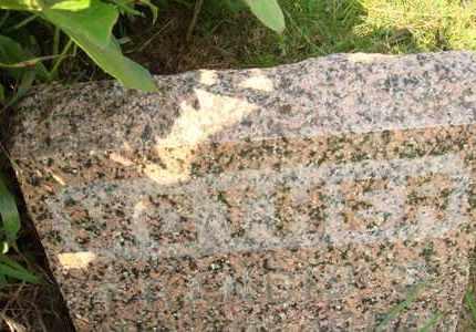 COLBURN, FRANCIA S - Hanson County, South Dakota   FRANCIA S COLBURN - South Dakota Gravestone Photos