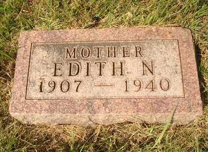 CREEK, EDITH N. - Hanson County, South Dakota   EDITH N. CREEK - South Dakota Gravestone Photos