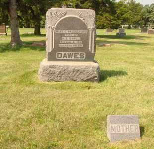 DAWES, MARY C - Hanson County, South Dakota | MARY C DAWES - South Dakota Gravestone Photos
