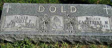 DOLD, CATHERINE M. - Hanson County, South Dakota | CATHERINE M. DOLD - South Dakota Gravestone Photos