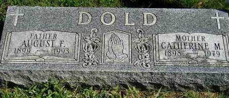 DOLD, CATHERINE M. - Hanson County, South Dakota | CATHERINE M. DOLD - South Dakota Gravestone Photos