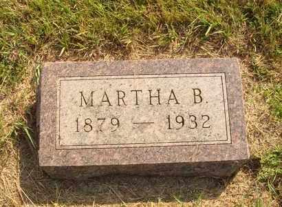 DYSON, MARTHA B. - Hanson County, South Dakota | MARTHA B. DYSON - South Dakota Gravestone Photos