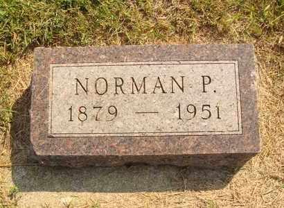 DYSON, NORMAN P. - Hanson County, South Dakota | NORMAN P. DYSON - South Dakota Gravestone Photos