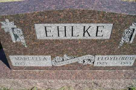EHLKE, MARCELLA - Hanson County, South Dakota | MARCELLA EHLKE - South Dakota Gravestone Photos