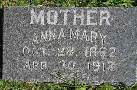 EICH, ANNA MARY - Hanson County, South Dakota | ANNA MARY EICH - South Dakota Gravestone Photos