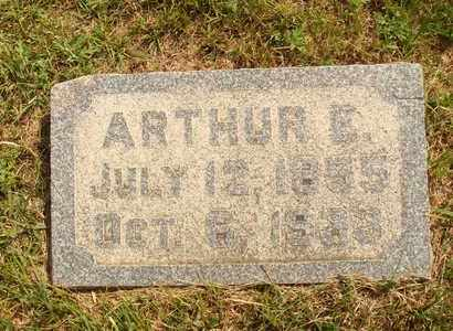 ELLIOTT, ARTHUR E. - Hanson County, South Dakota   ARTHUR E. ELLIOTT - South Dakota Gravestone Photos