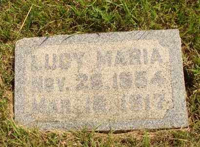 ELLIOTT, LUCY MARIA - Hanson County, South Dakota | LUCY MARIA ELLIOTT - South Dakota Gravestone Photos