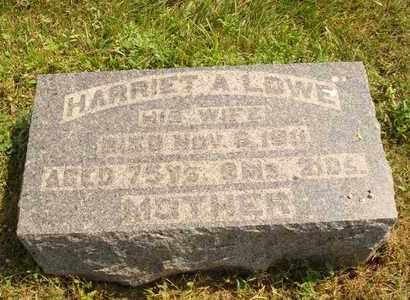 FOSTER, HARRIET A. - Hanson County, South Dakota | HARRIET A. FOSTER - South Dakota Gravestone Photos
