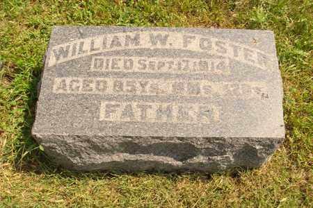 FOSTER, WILLIAM W. - Hanson County, South Dakota | WILLIAM W. FOSTER - South Dakota Gravestone Photos