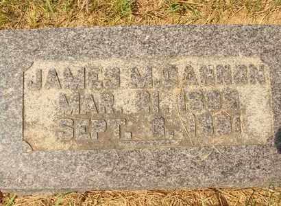 GANNON, JAMES M. - Hanson County, South Dakota | JAMES M. GANNON - South Dakota Gravestone Photos