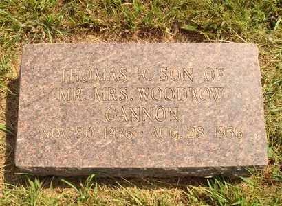 GANNON, THOMAS R. - Hanson County, South Dakota   THOMAS R. GANNON - South Dakota Gravestone Photos