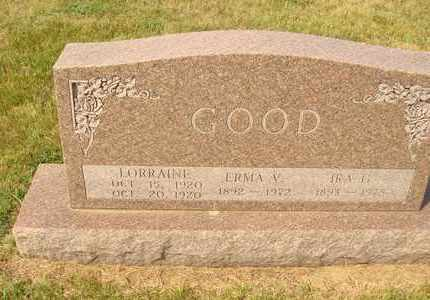 GOOD, IRA - Hanson County, South Dakota | IRA GOOD - South Dakota Gravestone Photos