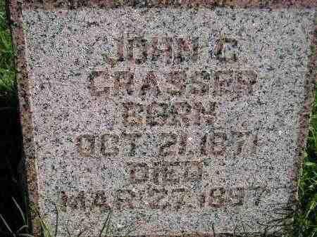 GRASSER, JOHN C. - Hanson County, South Dakota   JOHN C. GRASSER - South Dakota Gravestone Photos