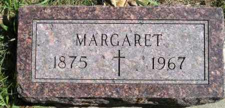 GRIFFIN, MARGARET - Hanson County, South Dakota | MARGARET GRIFFIN - South Dakota Gravestone Photos