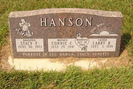 HANSON, LARRY R. - Hanson County, South Dakota | LARRY R. HANSON - South Dakota Gravestone Photos