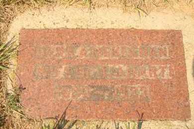 HART, DORA A. - Hanson County, South Dakota | DORA A. HART - South Dakota Gravestone Photos
