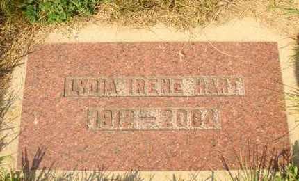 HART, LYDIA IRENE - Hanson County, South Dakota | LYDIA IRENE HART - South Dakota Gravestone Photos