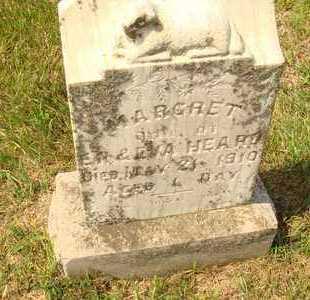 HEARD, MARGRET - Hanson County, South Dakota   MARGRET HEARD - South Dakota Gravestone Photos