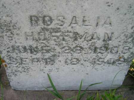 HOFFMAN, ROSALIA - Hanson County, South Dakota   ROSALIA HOFFMAN - South Dakota Gravestone Photos