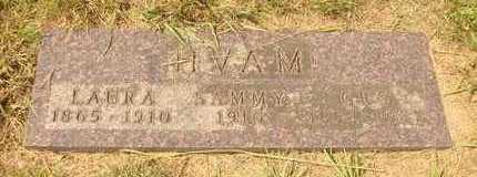 HVAM, GUS - Hanson County, South Dakota | GUS HVAM - South Dakota Gravestone Photos