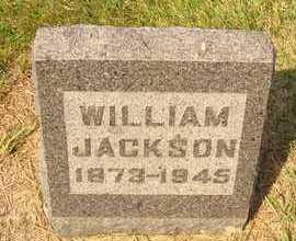 JACKSON, WILLIAM - Hanson County, South Dakota | WILLIAM JACKSON - South Dakota Gravestone Photos
