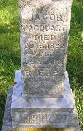 JACQUART, JACOB - Hanson County, South Dakota | JACOB JACQUART - South Dakota Gravestone Photos