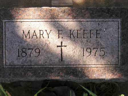 KEEFE, MARY F. - Hanson County, South Dakota   MARY F. KEEFE - South Dakota Gravestone Photos