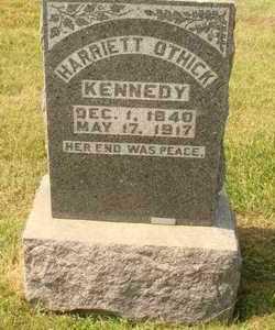 KENNEDY, HARRIET - Hanson County, South Dakota | HARRIET KENNEDY - South Dakota Gravestone Photos