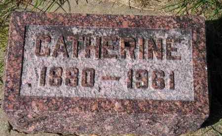 KESSLER, CATHERINE - Hanson County, South Dakota | CATHERINE KESSLER - South Dakota Gravestone Photos