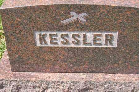 KESSLER, FAMILY STONE - Hanson County, South Dakota | FAMILY STONE KESSLER - South Dakota Gravestone Photos
