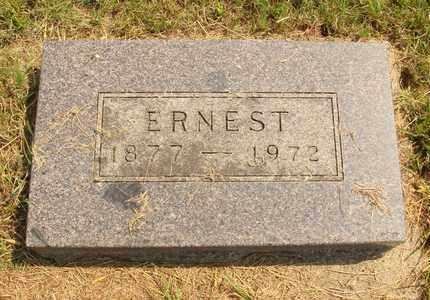 KING, ERNEST - Hanson County, South Dakota | ERNEST KING - South Dakota Gravestone Photos