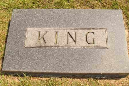 KING, FAMILY MARKER - Hanson County, South Dakota | FAMILY MARKER KING - South Dakota Gravestone Photos