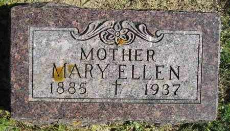 KRAMER, MARY ELLEN - Hanson County, South Dakota   MARY ELLEN KRAMER - South Dakota Gravestone Photos