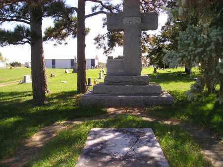 KROEGER, MEMORIAL - Hanson County, South Dakota   MEMORIAL KROEGER - South Dakota Gravestone Photos