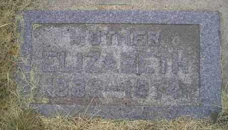 KUNKEL, ELIZABETH - Hanson County, South Dakota | ELIZABETH KUNKEL - South Dakota Gravestone Photos