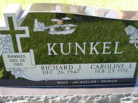 KUNKEL, CAROLINE L. - Hanson County, South Dakota | CAROLINE L. KUNKEL - South Dakota Gravestone Photos